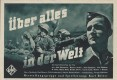 Über alles auf der Welt ( UFA )  ( Propaganda 2 WK )  Paul Hartmann, Hannes Stelzer, Fritz Kampers, Carl Raddatz, Oskar Sima  ( BV )